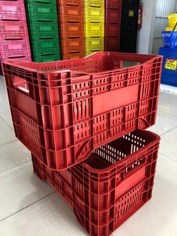 Caixas Agricolas coloridas A pronta entrega - Foto 5