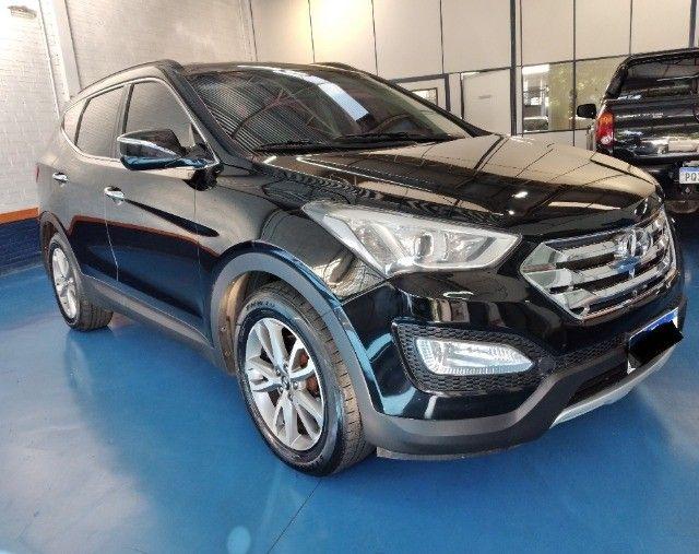 Hyundai Santafé GLS 3.3l V6 2014 - Foto 2