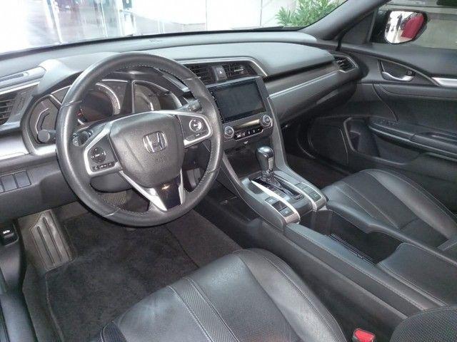 Honda Civic EX 2.0 FLEX AUT 4P - Foto 5