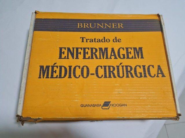 Tratado de enfermagem médico cirurgica Brunner