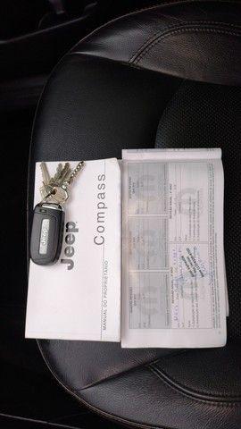 JEEP COMPASS  LONGITUDE 2.0 4X2 FLEX 16V AUT. - Foto 13