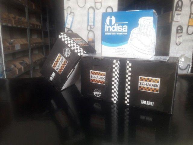 Bomba D'água + Aditivo para Radiador e Água desmineralizada