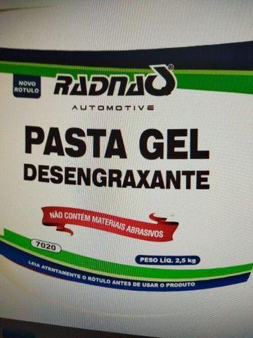 Pasta Gel Desengraxante para Limpeza Geral Residencial e Industrial  - Foto 4