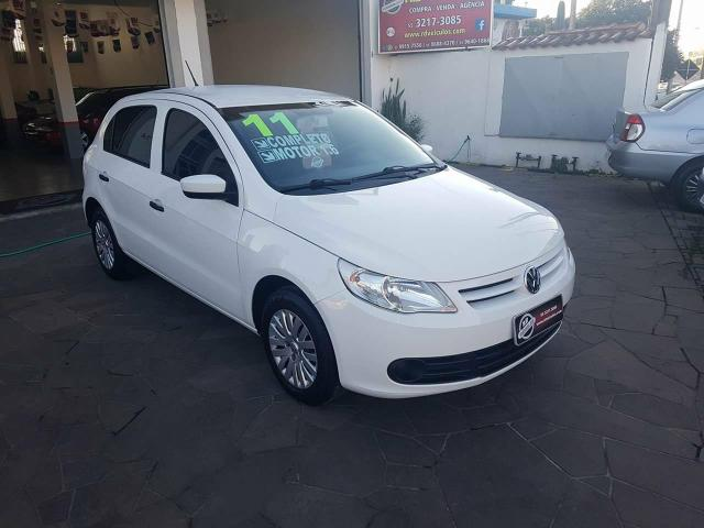 GOL G5 1.6 ANO 2011 COMPLETO  ABS+AIR BAGS DUPLO
