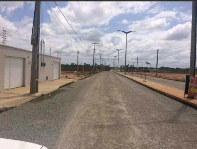 Loteamento em Maracanaú, pronto para construir. Aproveite entrada parcelada sem juros