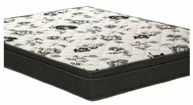 Conjunto Cama de Casal Ortobom: Colchão casal + cama box