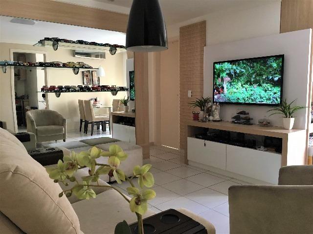 Apartamento em Lagoa Nova - 69 m² com 2/4 sendo 1 suíte e 02 vagas de garagem !