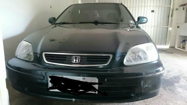Perfect Honda Civic Ex 98 Automático