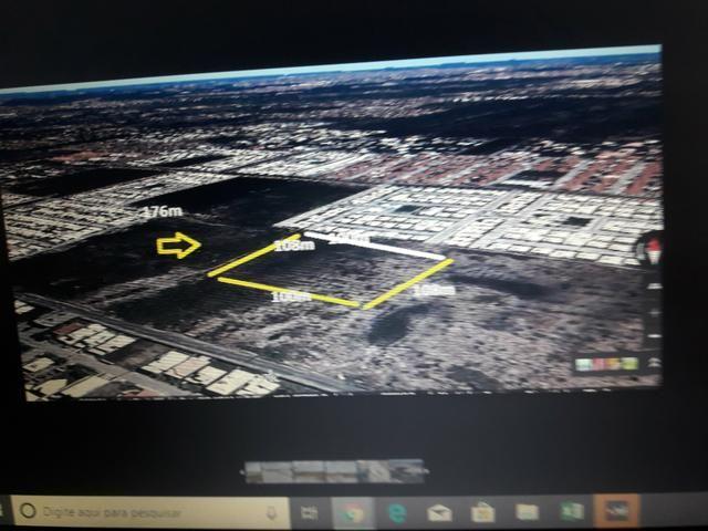 Área (terreno) comercial na Av. Melício Machado med. 108 m x 822,80 m - Foto 6