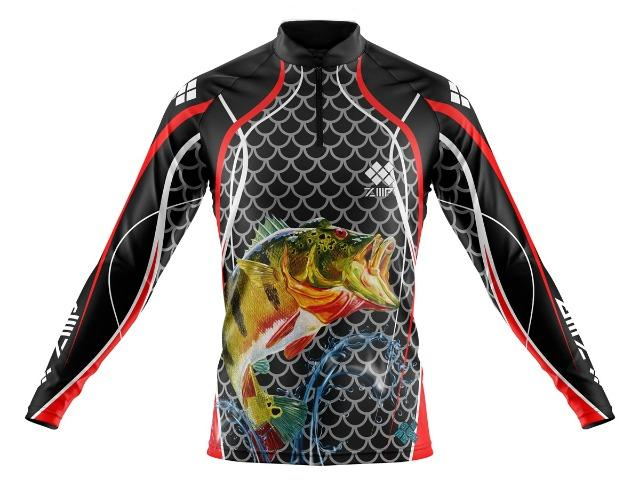 Camisa de pesca personalizada - Foto 6