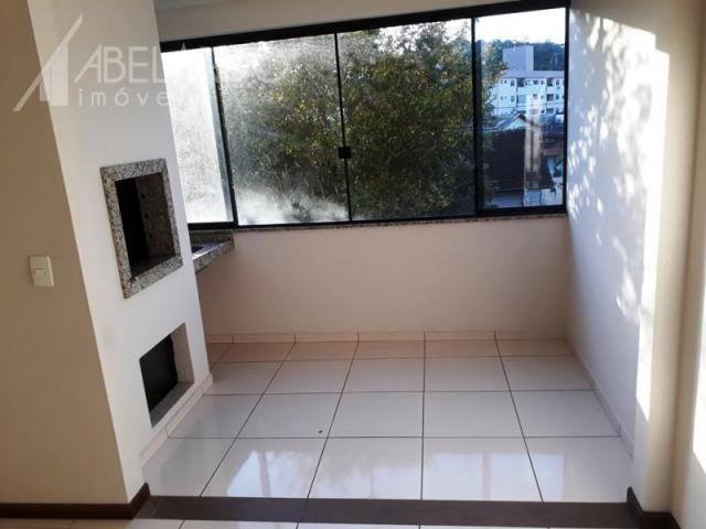 Abelardo imóveis - apartamento de 2 dormitórios sendo 1 demi-suíte, sala jantar, sala de t - Foto 6