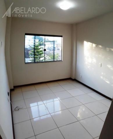 Abelardo imóveis - apartamento de 2 dormitórios sendo 1 demi-suíte, sala jantar, sala de t - Foto 9