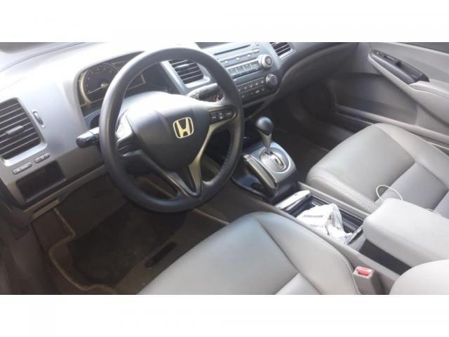 Civic Sedan LXS 1.8 Flex 16V Aut. 4P - Foto 4