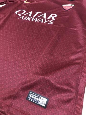 65a2f162cf Camisa Oficial Roma 18/19 - Promoção - Roupas e calçados - Centro ...
