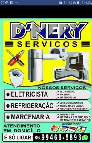 D, Nery serviços