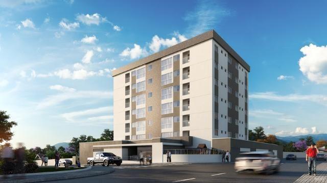 Apartamento à venda, 2 quartos, 1 suíte, 1 vaga, barra do rio cerro - jaraguá do sul/sc
