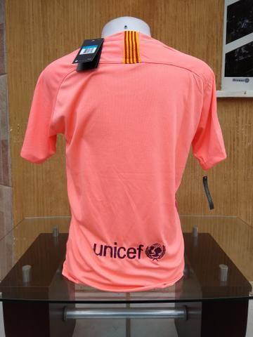 6b5e0567da Camisa Barcelona III 19/20 - promocional - Esportes e ginástica ...
