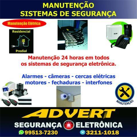 Segurança Eletrônica e elétrica em geral