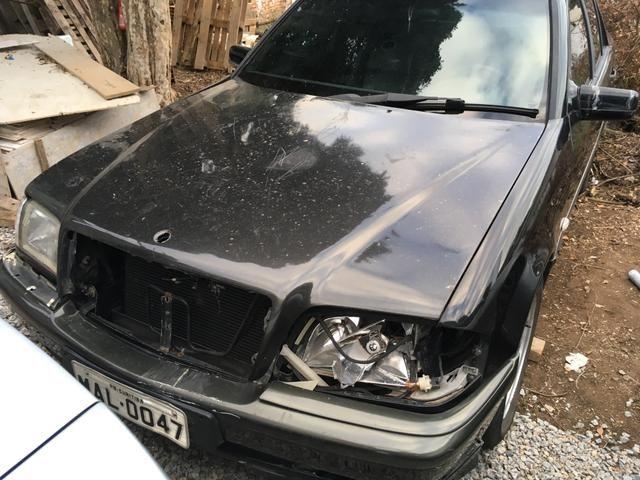 Mercedes 180 1998 - Foto 4