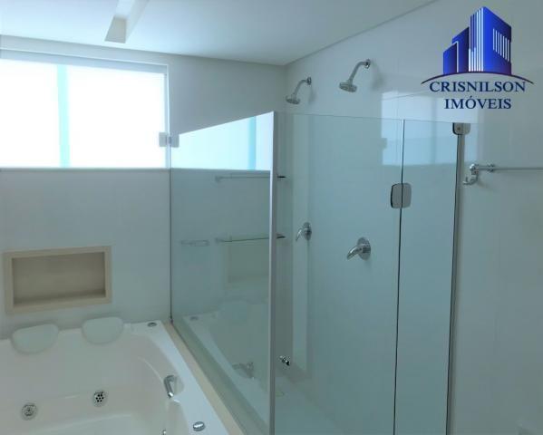 Casa à venda alphaville litoral norte i, r$ 1.400.000,00, excelente, 4 suítes, piscina nov - Foto 15