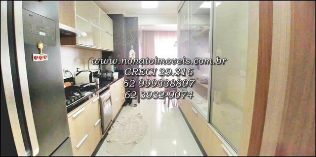 179m² no Setor Marista em Goiania ! Com 3 Suites plenas - Foto 5