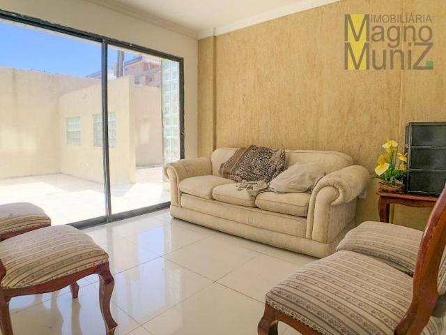 Edifício ilha de marajó - apartamento com 3 quartos à venda, 80 m², vista mar e com elevad - Foto 5
