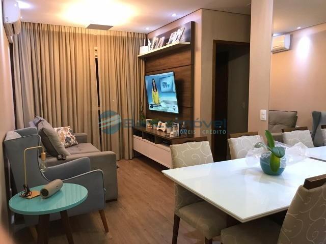 Apartamento para alugar com 2 dormitórios em Condomínio vivare, Paulínia cod:AP02402