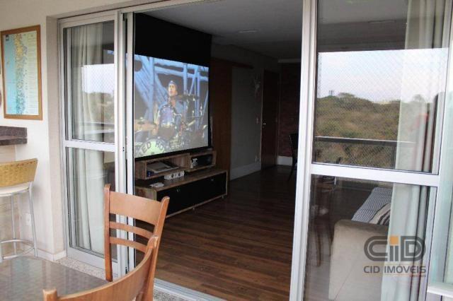 Apartamento com 4 dormitórios à venda, 141 m² por r$ 750.000 - jardim aclimação - cuiabá/m - Foto 14
