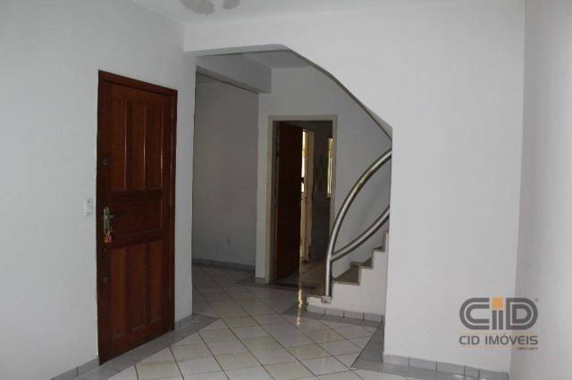 Sobrado com 3 dormitórios para alugar, 100 m² por r$ 1.400,00/mês - jardim kennedy - cuiab - Foto 4