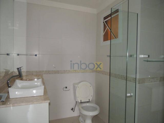 Inbox aluga - excelente apartamento de 2 dorm** suíte mobiliado na cidade alta - Foto 14
