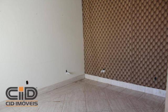 Sobrado comercial para alugar, 450 m² por r$ 4.000/mês - centro norte - cuiabá/mt - Foto 11
