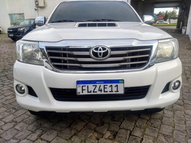 Hilux SRV 4x4 CD 3.0 Diesel - Foto 2