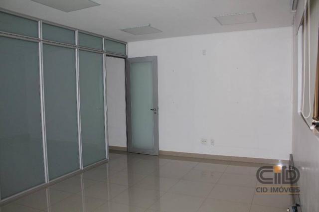 Sala para alugar, 120 m² por r$ 5.000,00/mês - jardim aclimação - cuiabá/mt - Foto 13