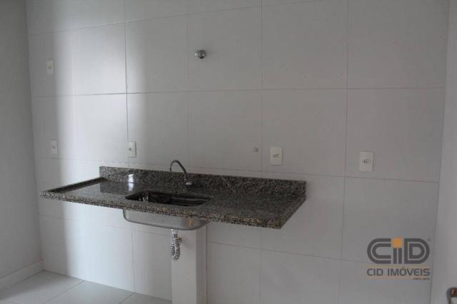 Apartamento com 2 dormitórios para alugar, 88 m² por r$ 2.500/mês - ribeirão do lipa - cui - Foto 16