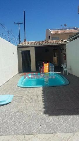 Aluga-se ampla casa no Residencial José Firmo - KM IMÓVEIS - Foto 4