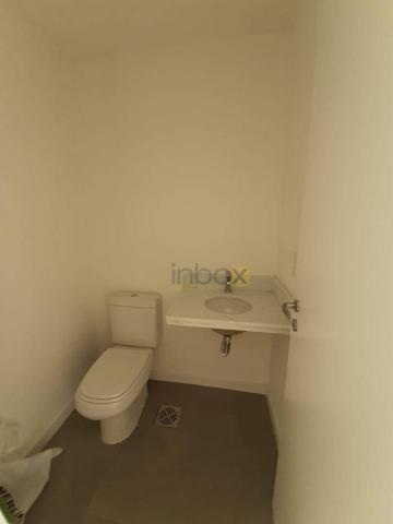Ótimo apartamento de 1 dormitório para alugar, 42 m² por R$ 1.800/mês - Central Parque - P - Foto 10