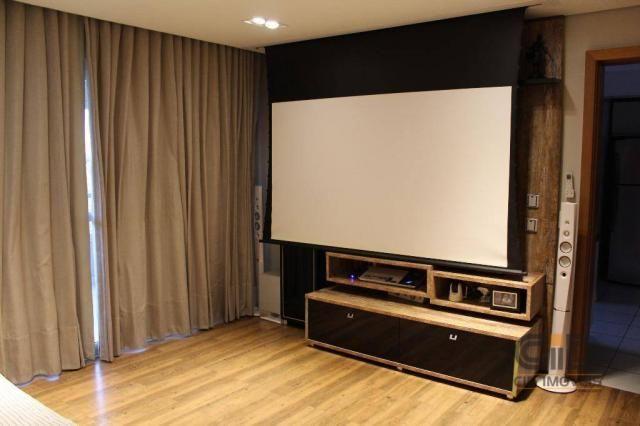 Apartamento com 4 dormitórios à venda, 141 m² por r$ 750.000 - jardim aclimação - cuiabá/m - Foto 11
