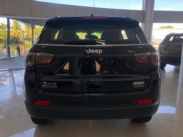 Jeep Compass Longitude 2.0 4x4 Diesel 2020 - Foto 3