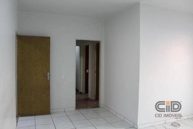 Apartamento com 3 dormitórios para alugar, 120 m² por r$ 1.900,00/mês - miguel sutil - cui - Foto 5