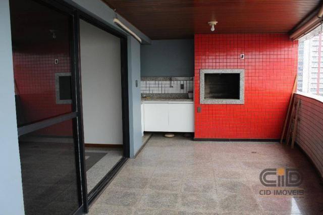 Apartamento com 3 dormitórios para alugar, 223 m² por r$ 3.500,00/mês - bosque da saúde -  - Foto 6
