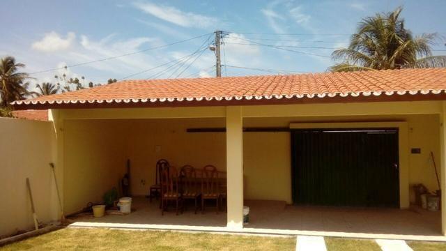 Casa amplo deck piscina 3 suites centro paracuru - Foto 4