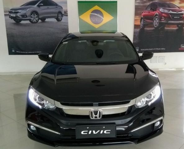 Honda Civic EXL 2.0 CVT - Zero KM - Mod 2020