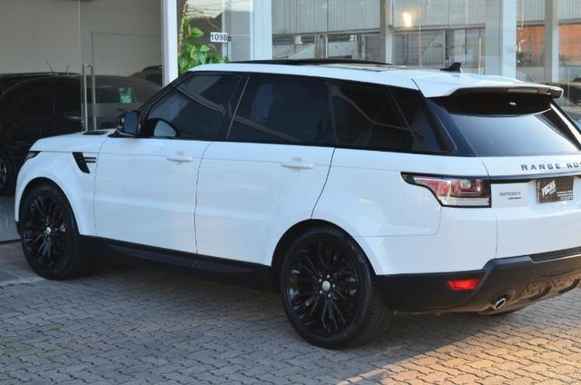Range Rover Sport HSE 3.0 Diesel - Top - Teto Panorâmico - Foto 6