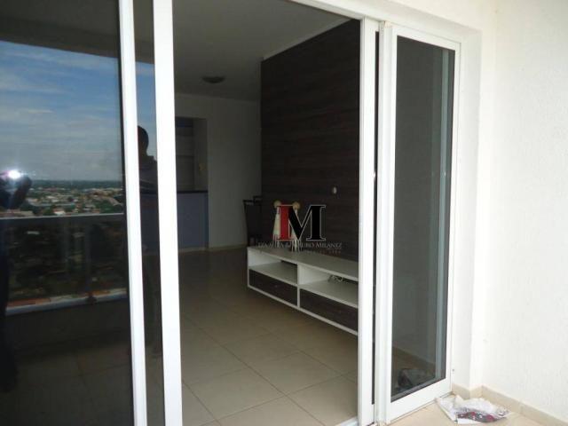 Alugamos apartamento semi mobiliado com 3 quartos em excelente localização - Foto 17