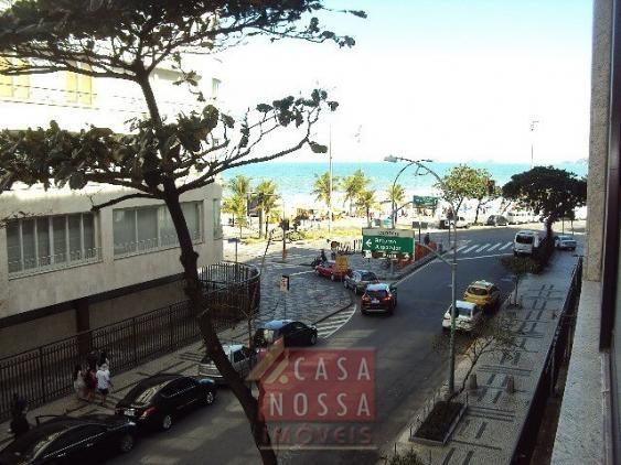Apartamento 4 quartos 1 suíte e 2 Vagas Ipanema