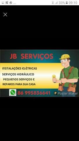 Instalações elétricas e serviços