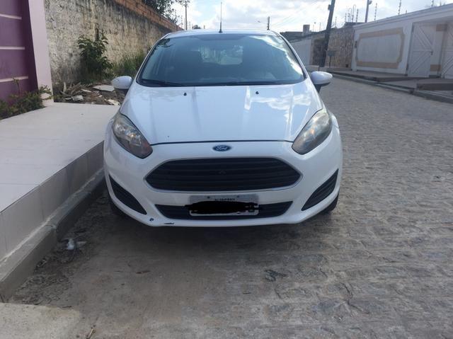 New Fiesta 1.5 2015