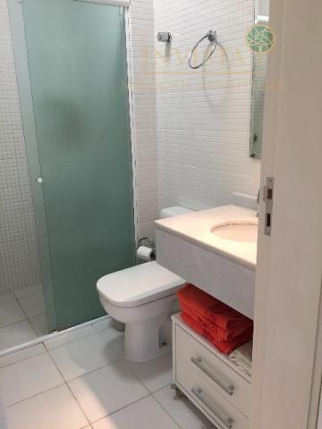 Apartamento residencial à venda, jurerê internacional, florianópolis. - Foto 8