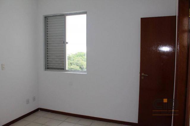 Apartamento com 3 dormitórios para alugar, 92 m² por r$ 1.000/mês - centro sul - cuiabá/mt - Foto 7