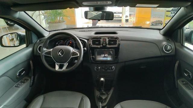 Renault Logan Iconic 1.6 CVT Sce 0km - 20/21 - Foto 2